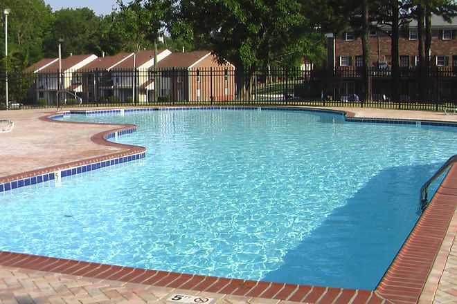 Pool-located on North Mount Vernon Avenue