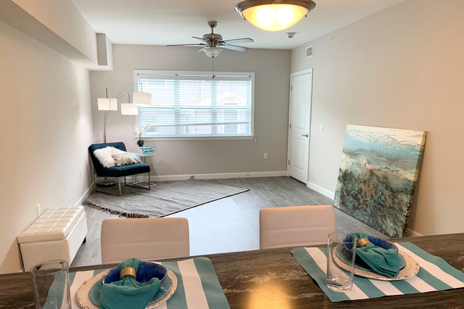 4 Bed, 4 Bath Open Concept Living Area - Alpine Commons -  All Inclusive Studio, 2,3 & 4 Bedrooms! Join Our Waitlist for Summer/Fall 2021! Apartments
