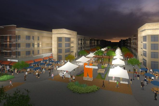 Northside Blvd Rendering