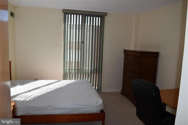 Bedroom - Furnished One Bedroom Condo