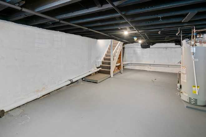 Basement storage - Beautifully Renovated Christian Street Home Close to Campuses Rental