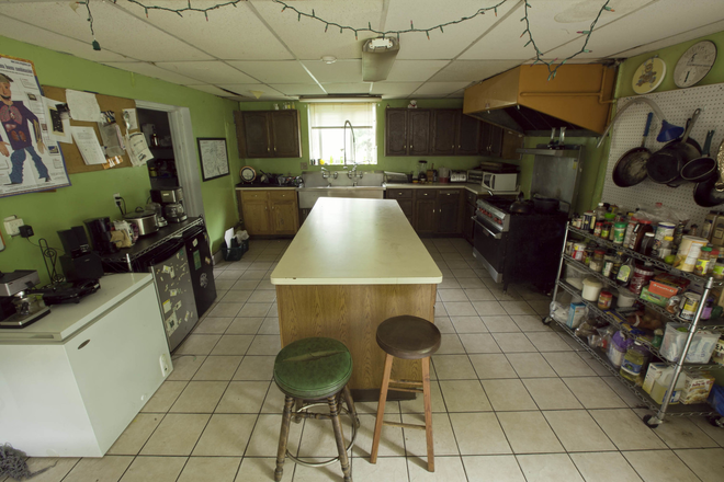 kitchen - New Community Cooperative Housing Rental