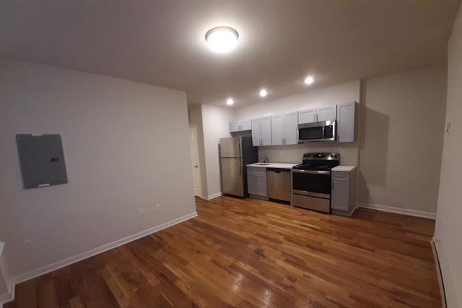 New Renovated Space - 4300 Chestnut Street: Renovated 1, 2, and 3 Bedroom Apartments Close to Campus. Laundry in Unit!
