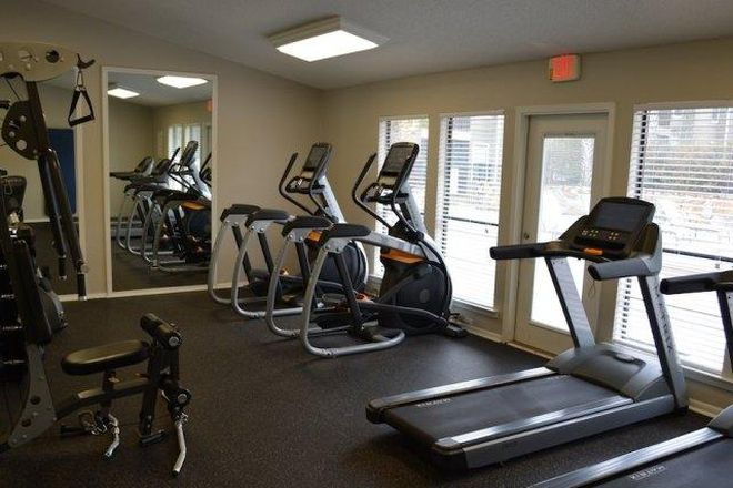 Stay active in our new Matrix fitness center