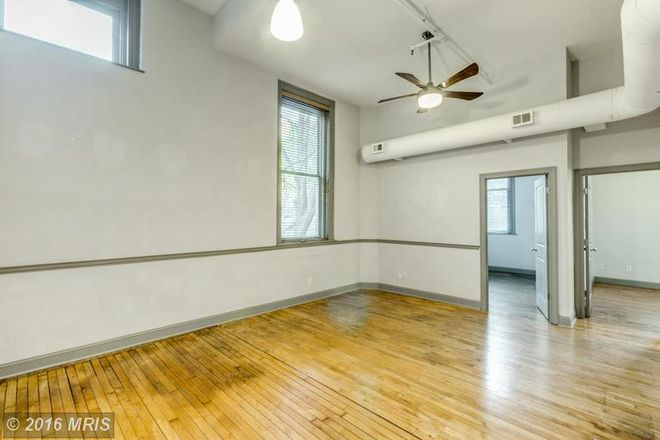 Living Room - Chic condo in Fells Point
