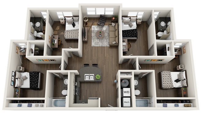 East Carolina University Off Campus Housing Search