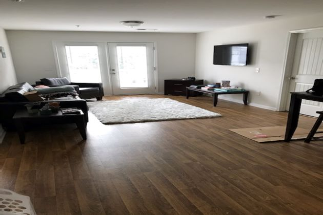 Living Room/Dining Room - Camden Forest Apartments One Bedroom, One Bath Sublease