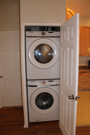 Laundry in unit - Spacious 2 BR Steps Away from Campus! Apartments