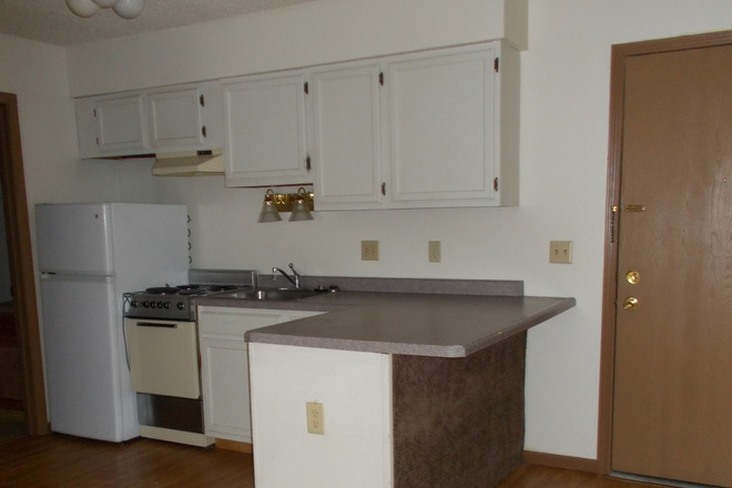 Kitchen - Fall 2020 Ralston Square Apartments