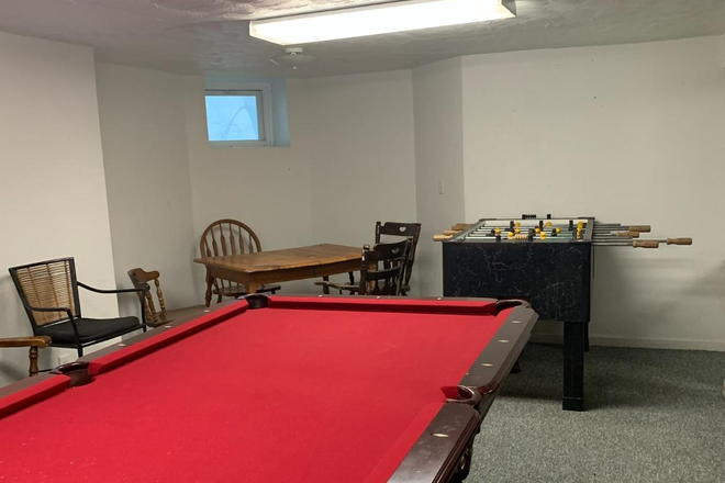 Shared common area - 705 Brady Street Unit 3 Davenport, IA- Right next to Palmer! Great location! Apartments