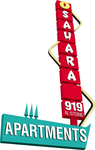Sahara Apartments logo