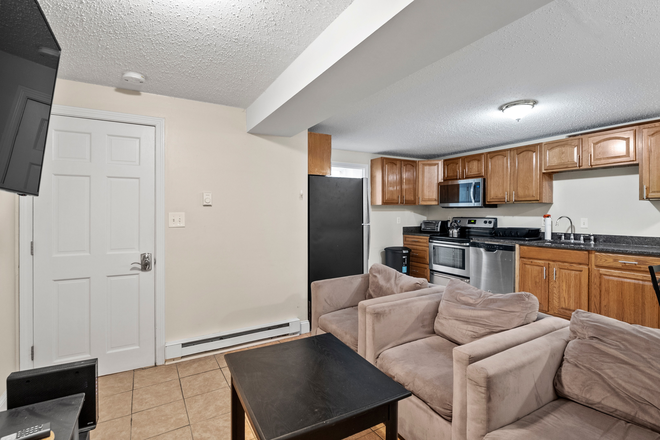 Kitchen - Furnished Apartments available by the bedroom ALL UTILITIES INCLUDED