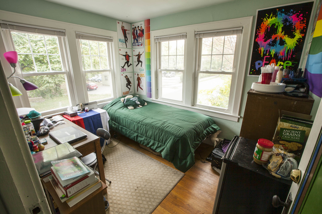 bedroom - Miles Davis Cooperative Housing Rental