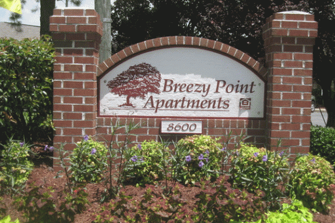 Welcome to Breezy Point Apartments!
