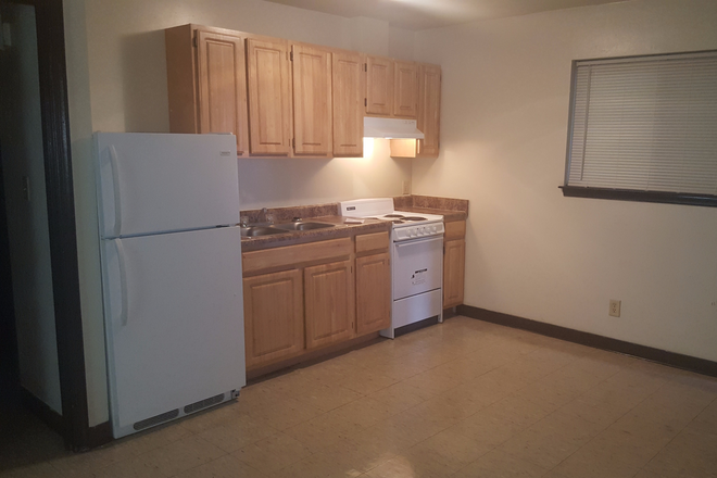 Kitchen - University Towers Apartments