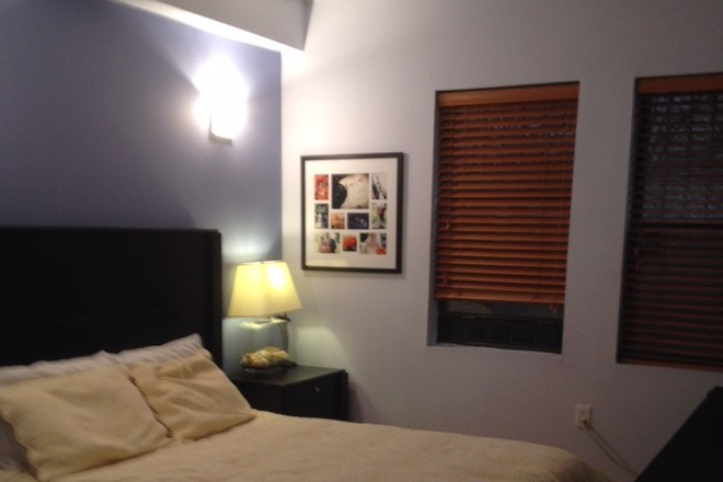 Master Bedroom - Dupont Circle 2bdrm/2bathrm Apt