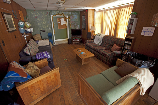 living room - New Community Cooperative Housing Rental