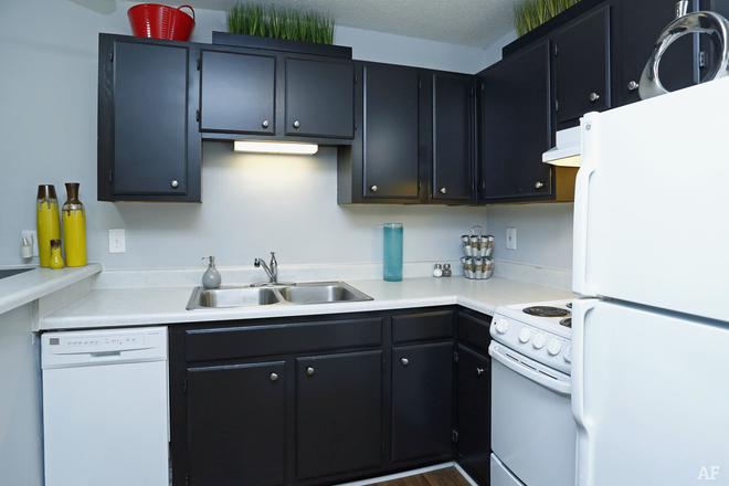 kitchen - CEV apartments