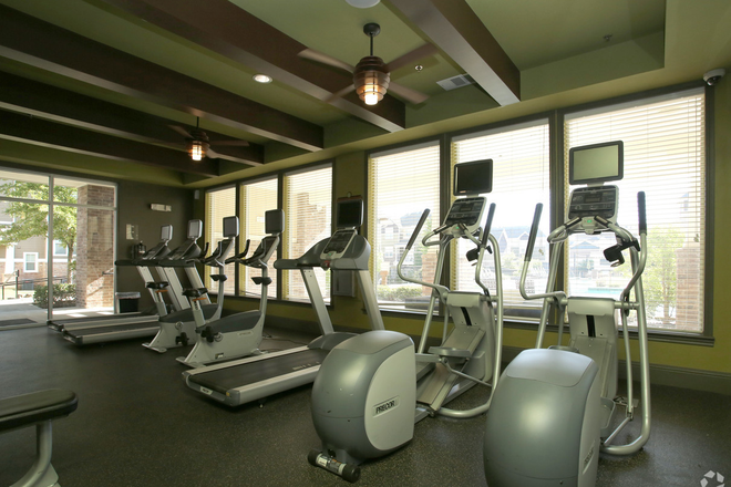 24-Hour Fully Equipped Fitness Center
