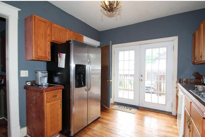 kitchen - 4 bedroom 2 bathroom duplex close to campus. Rental