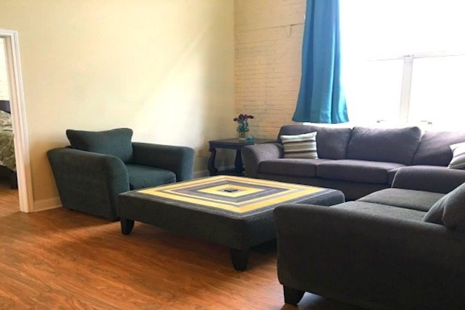 Living Room - ODUrent Offers The Mill Flats! Apartments