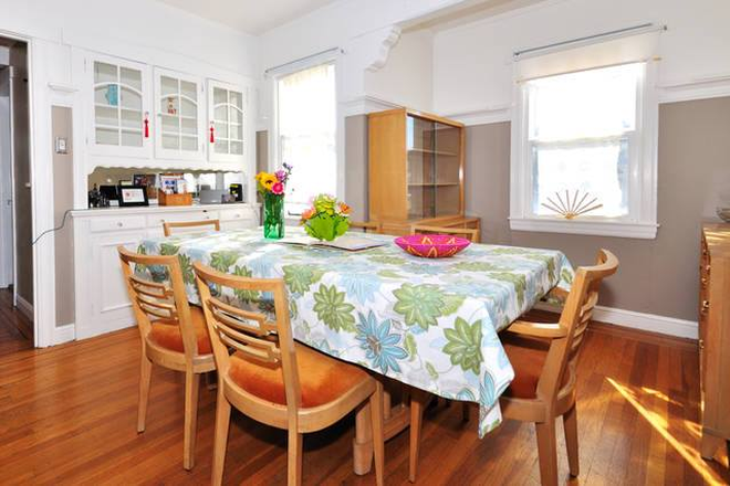 Shared Space dining and study - 2 brm. Penthouse share rm $650 Rental