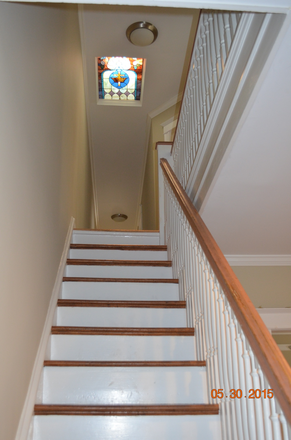 Stairs to 2nd floor - Beautiful, spacious home on lovely street - must see! (walk to St. Joe's Univ.) Townhome