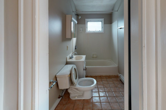 Bathroom - Great rooms, Close to the Charles river and lots of green spaces and walkways Apartments