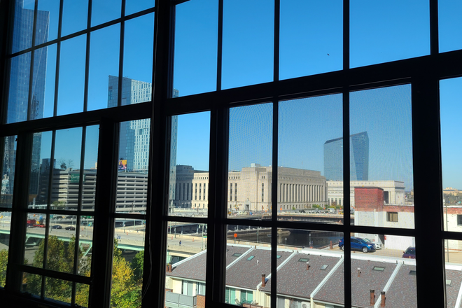 Unobstructed views - Locust Point Loft