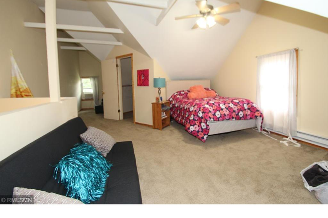 bedroom - 4 bedroom 2 bathroom duplex close to campus. Rental