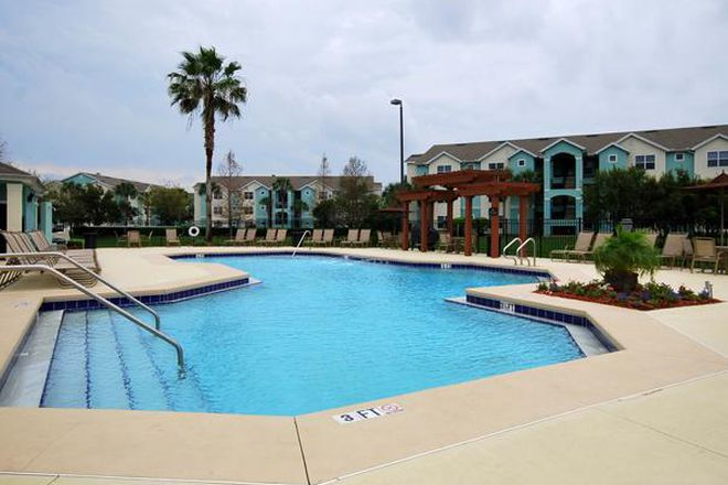 Pool - Village at Science Drive Apartments
