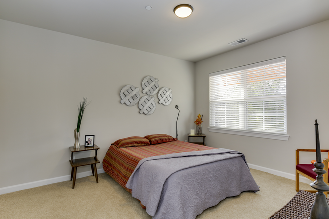 Bedroom - North Colley Apartments, close to campus , on popular Colley Ave, great restaurants!
