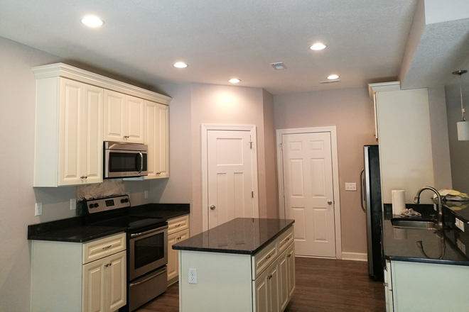 Kitchen - 854 W 47th St, Norfolk, VA 23508. New house, 4 bedrooms, 2.5 restrooms, next to ODU. Rental