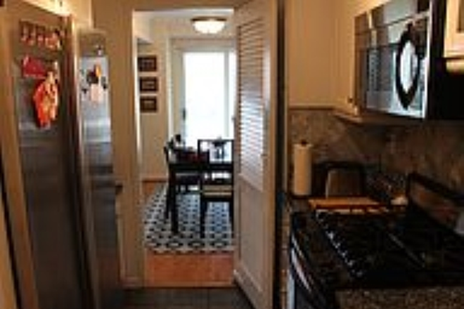 Kitchen/Dining Room - PRICE REDUCED.  Renovated 2BD/2BA condo (1,215 sq ft) with UTILITIES INCLUDED