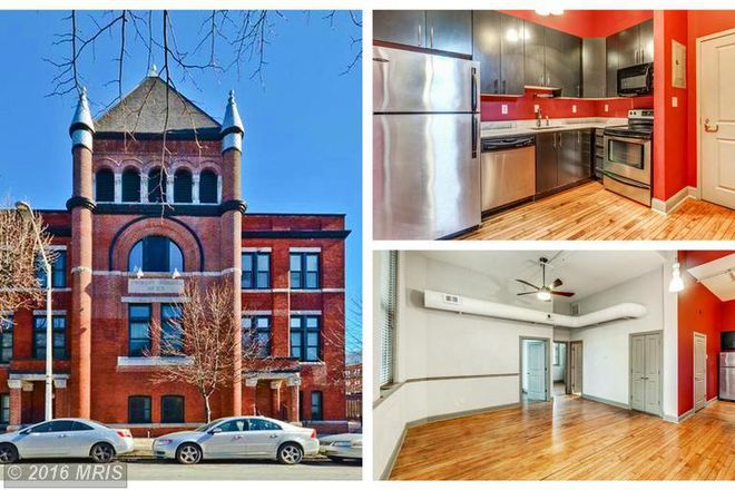 Collage - Chic condo in Fells Point