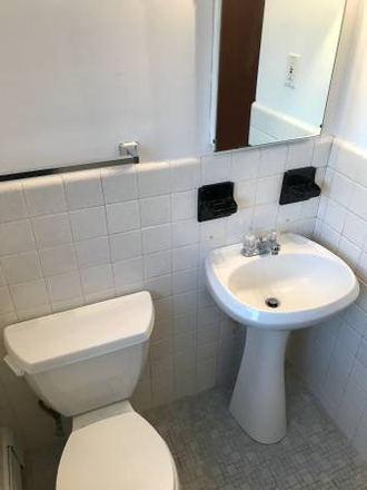 Bathroom - 2 bed 1 bath with Heat + Hot Water Included Apartments