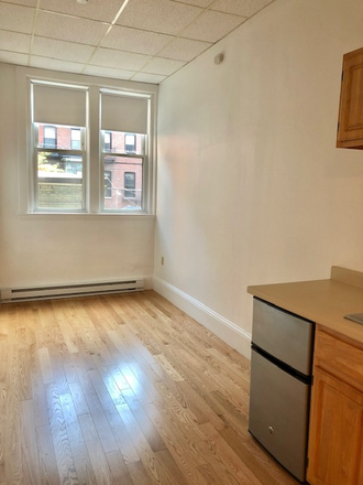 STUDIO - FRESHLY PAINTED AND NEW HARDWOOD FLOORS! UNFURNISHED STUDIO AT 405 BEACON STREET AVAILABLE NOW Apartments