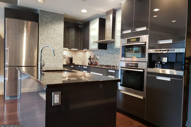 Kitchen - Nouveau Condominium