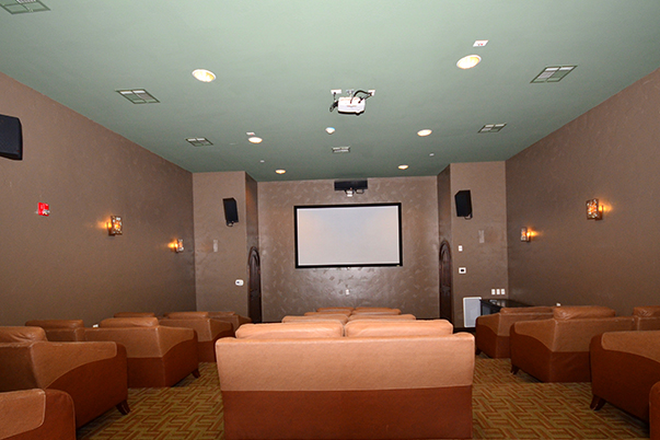 Theater - Callaway Villas Apartments