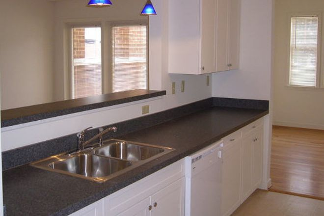 Kitchen at Wertland - Wertland Square Apartments
