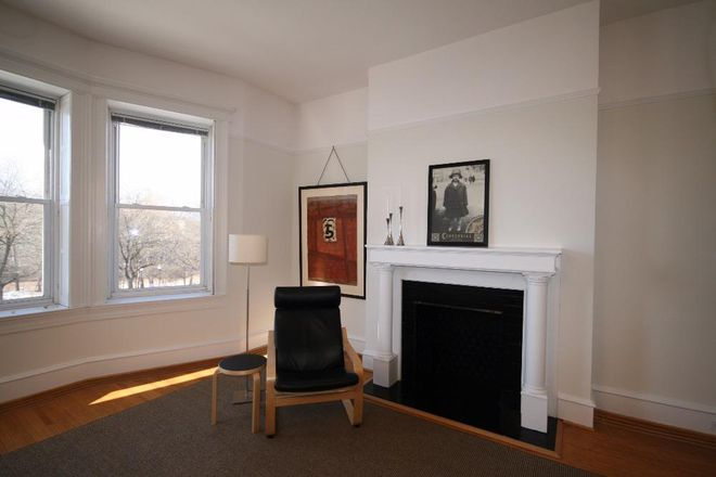 Typical Front Bedroom - 2935 North Charles Street _ Unit 2 Apartments