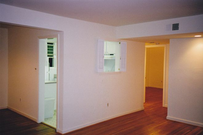 Partial interior view of top-floor unit - Rosslyn Heights East (Top Floor,1  Bdrm, Corner Unit; Monument Views; Close to GU/Other Univ's/Metro Apartments