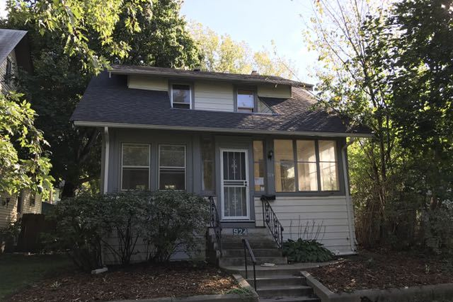 Frontage - Fully renovated 4BD 2BA house in historic part of Saint Paul Rental