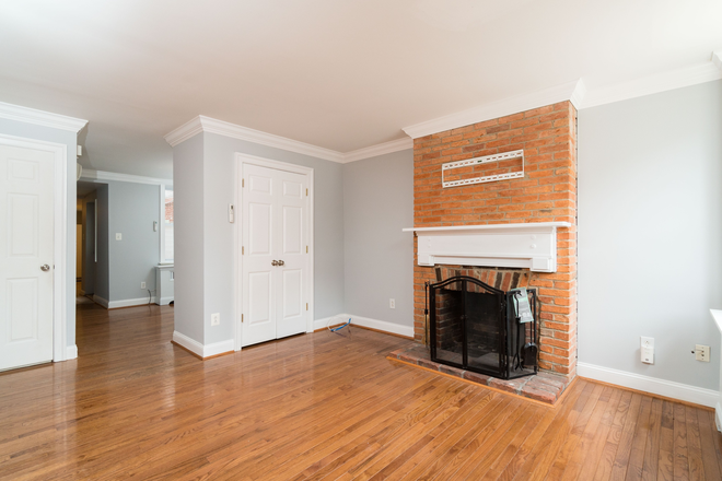 Living Area - Beautiful 3 Bedroom, 1.5 Bathroom in Butchers Hill Townhome