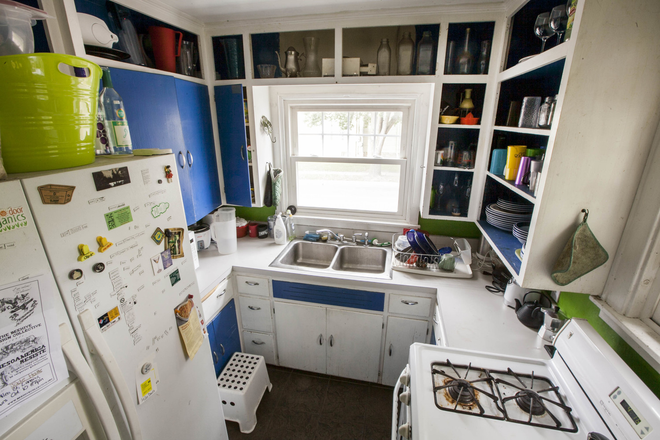 kitchen - Miles Davis Cooperative Housing Rental