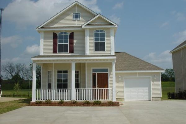 PLAN 3-A 3BR 3.5 Bath With 1431 SF Located On St. Andrews Lane
