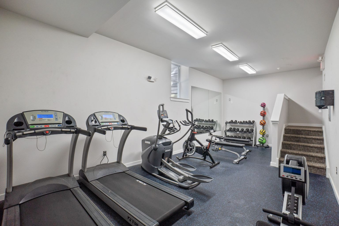 On-Site Gym - Chester Plaza- Renovated Studio and 1 BR Apartments Close to Campuses and Public Transit