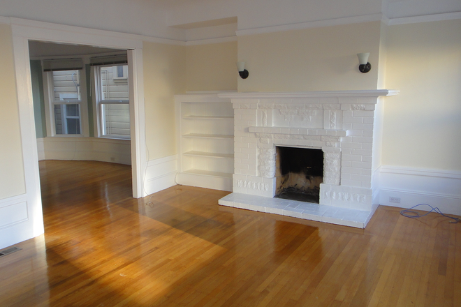 Fireplace - Clean 3brm+ Home for Lease: Rental