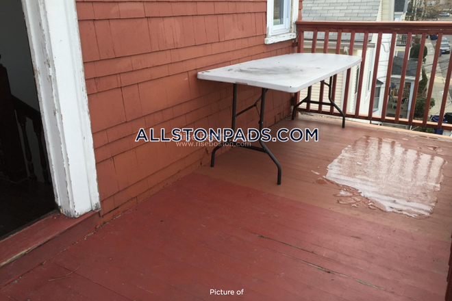 Porch - Great 4 bed in Allston Apartments