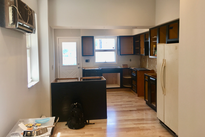 Kitchen view - Fantastic NEW RENOVATION!*Porchfront HOUSE!*GLIDER Sofa*See PICS! Read Listing!*Ready Aug 1! Rental